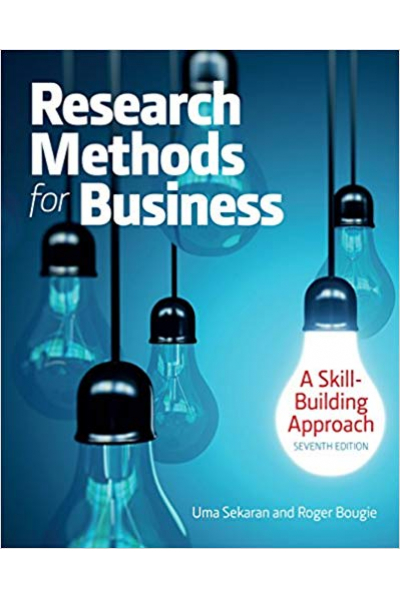 Research Methods For Business: A Skill Building Approach 7th (Uma Sekaran) Research Methods For Business: A Skill Building Approach 7th (Uma Sekaran)
