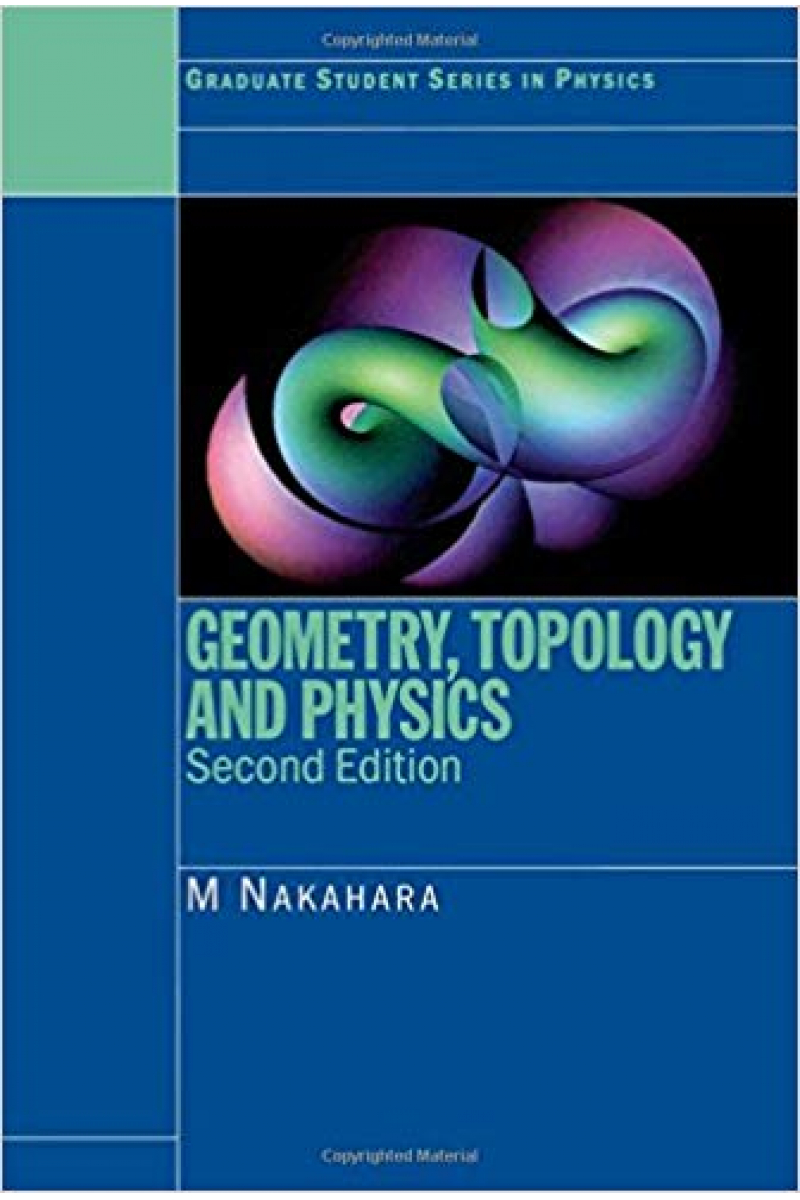 geometry topology and physics 2nd (nakahara)
