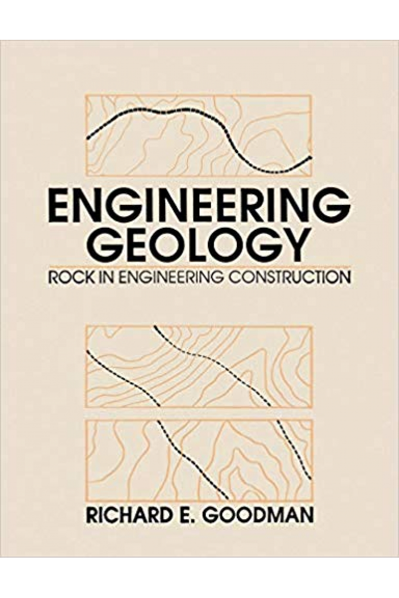 engineering geology (richard e. goodman)