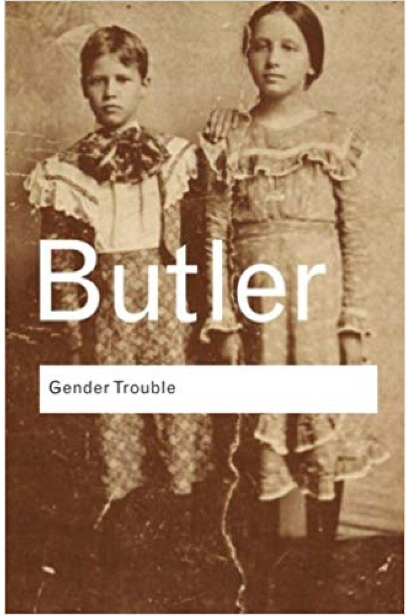 gender trouble (judith butler)