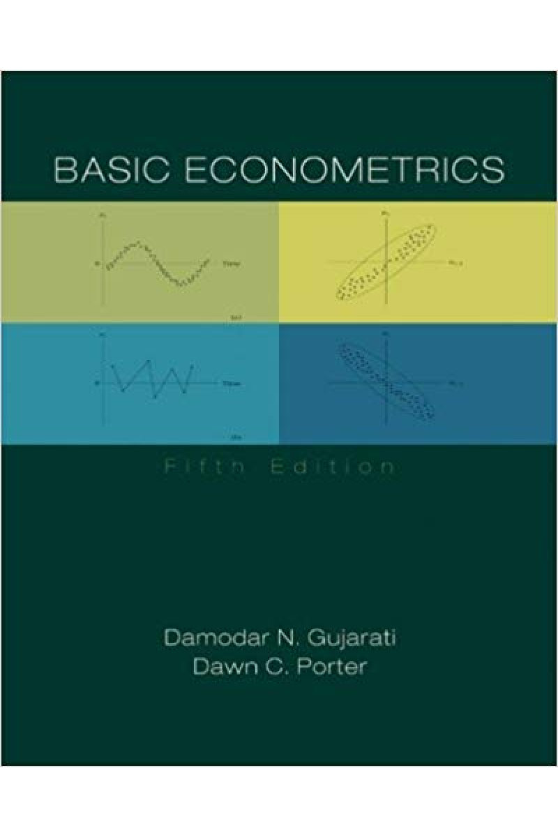 basic econometrics 5th (gujarati, porter)