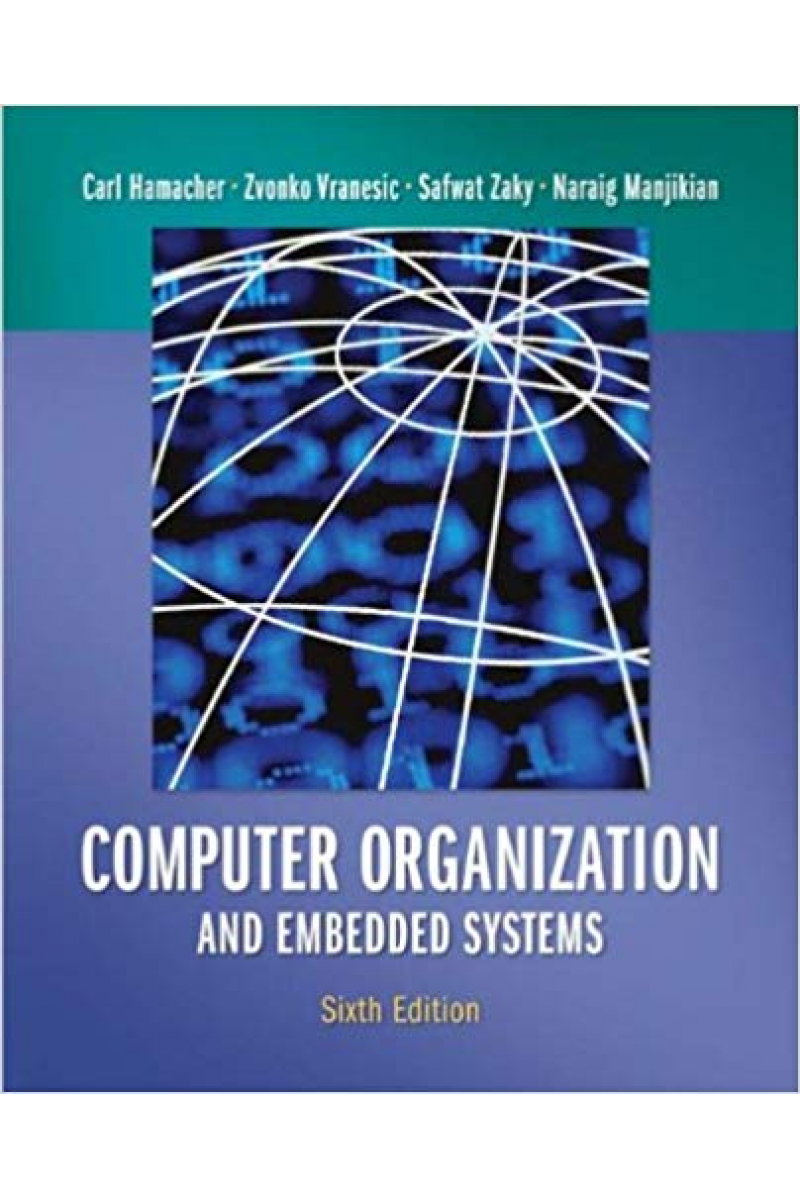 Computer organization and embedded systems 6th (Hamacher)