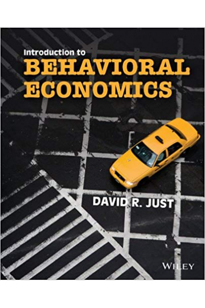 introduction to behavioral economics (just)