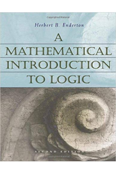 a mathematical introduction to logic 2nd (herbert enderton)