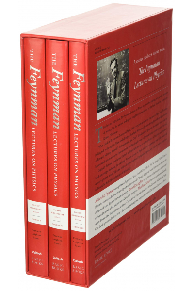 the feynman lectures on physics (feynman, leighton, sands) 1-3