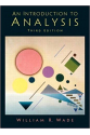 an introduction to analysis 3rd (william wade)