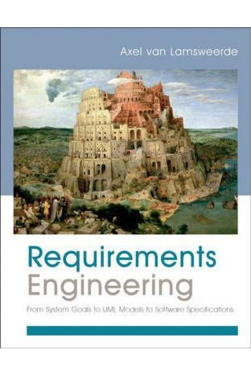 requirements engineering (axel van lamsweerde)