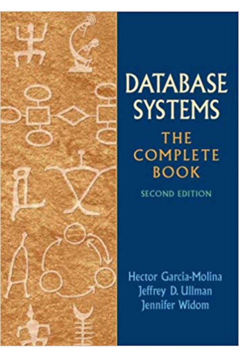 database systems the complete book 2nd (molina, ullman, widom)