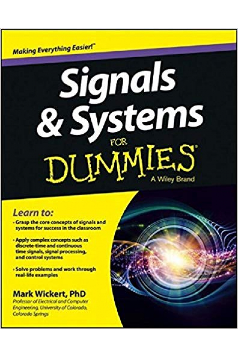 signals and systems for dummies (mark wickert)