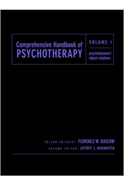 psychotherapy volume 1 (kaslow, magnavita)