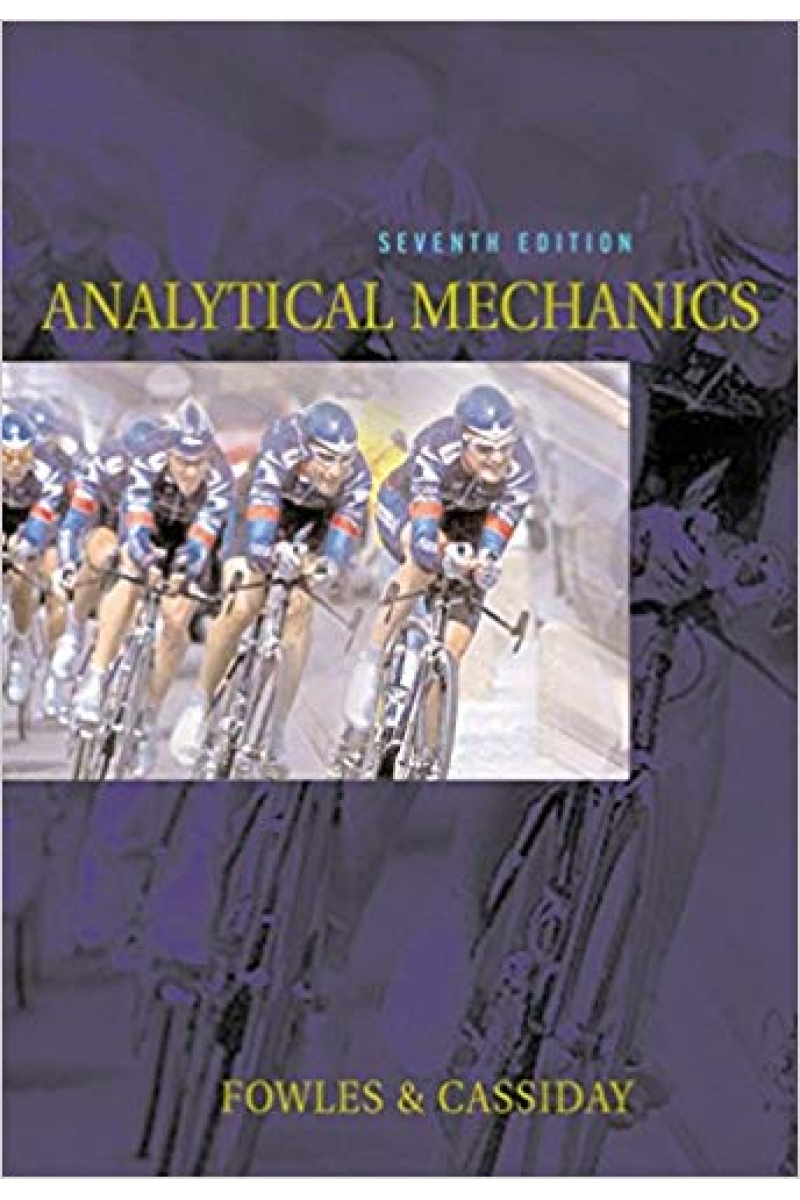 analytical mechanics 7th (fowles, cassiday)