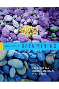 introduction to data mining (Vipin Kumar)