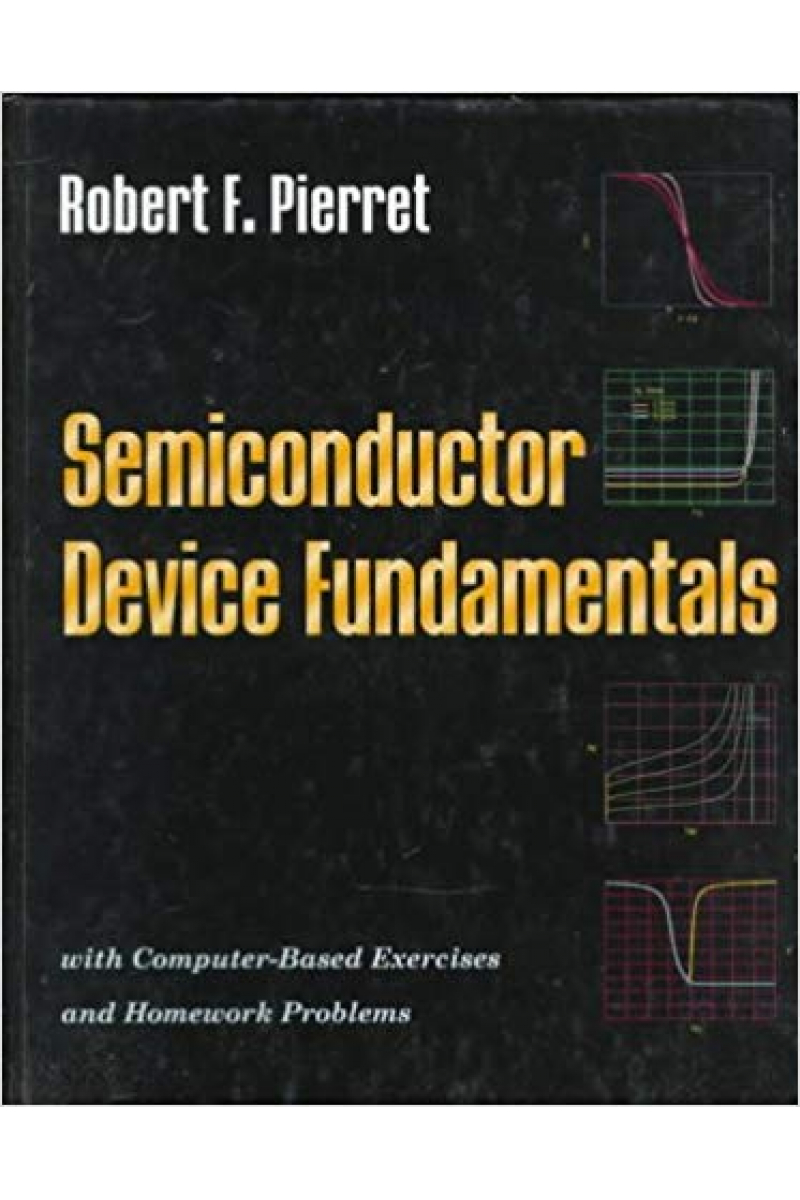 semiconductor device fundamentals (pierret)