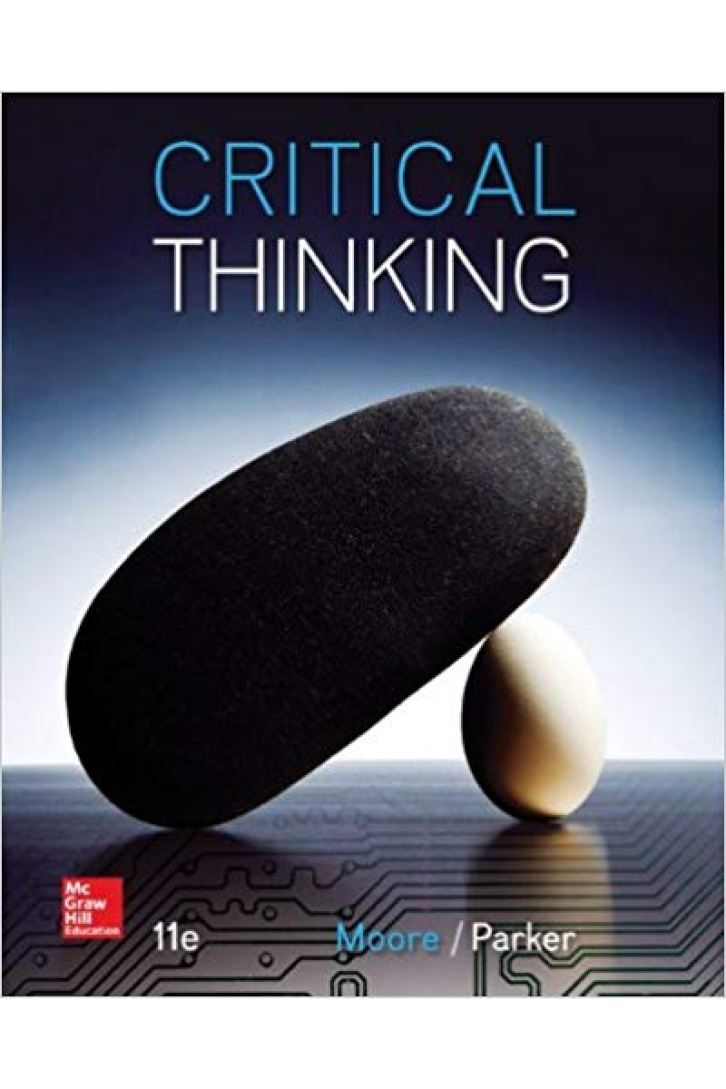 Critical Thinking 11th (Moore, Parker)