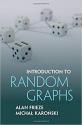 introduction to random graphs (frieze, karonski)