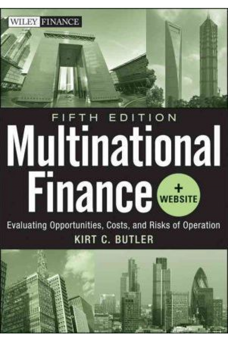 multinational finance 5th (kirt butler)