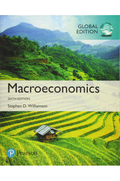 macroeconomics 6th (stephen williamson)