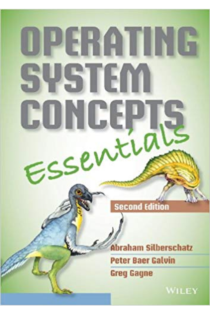 operating system concepts essentials 2nd (silberschatz, galvin, gagne)