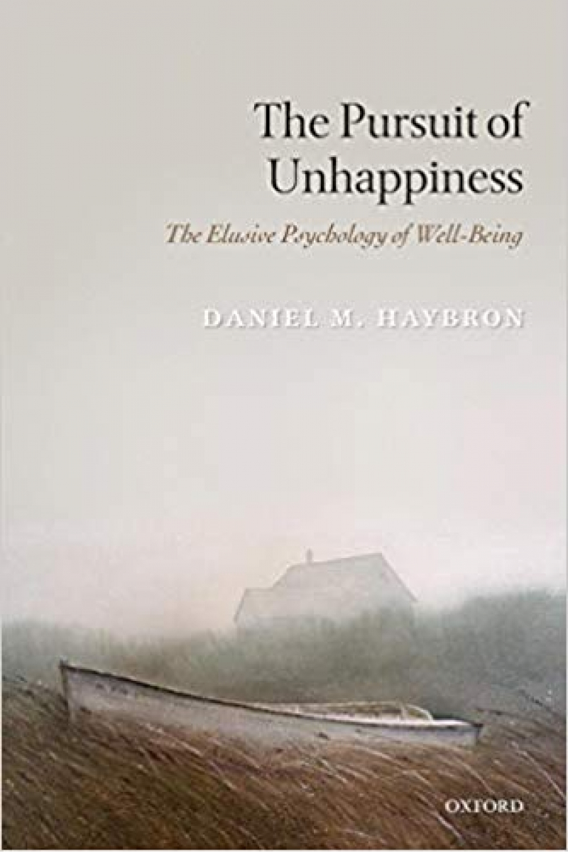 the pursuit of unhappiness (daniel haybron)