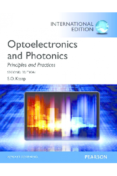 optoelectronics and photonics 2nd (kasap, sinha)