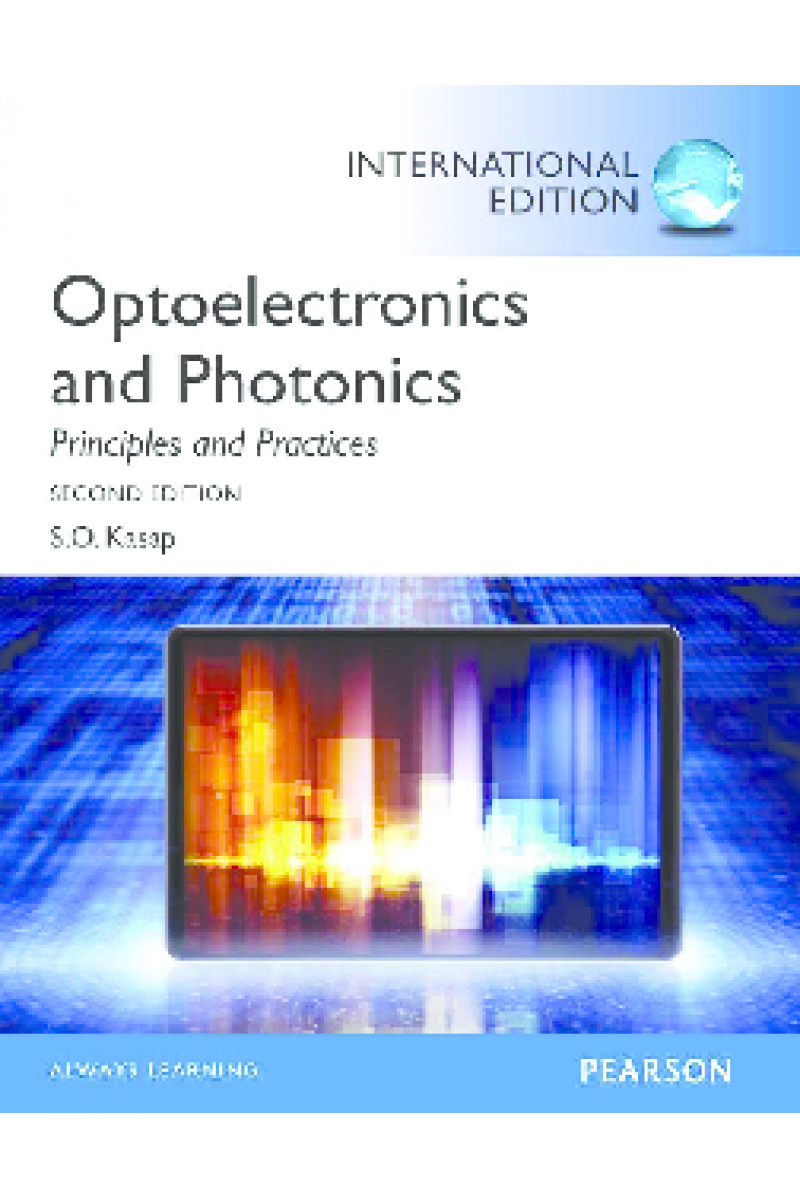 optoelectronics and photonics 2nd (kasap, sinha)