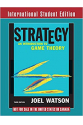 strategy an introduction to game theory 3rd (joel watson)