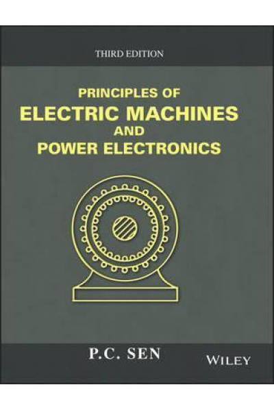principles of electric machines and power electronics 3rd (p.c. sen)