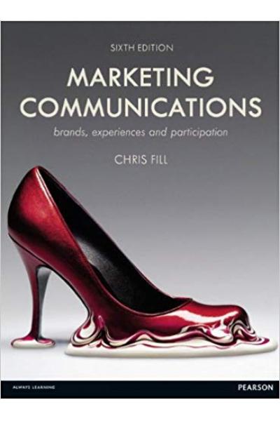 marketing communication 6th (chris fill)