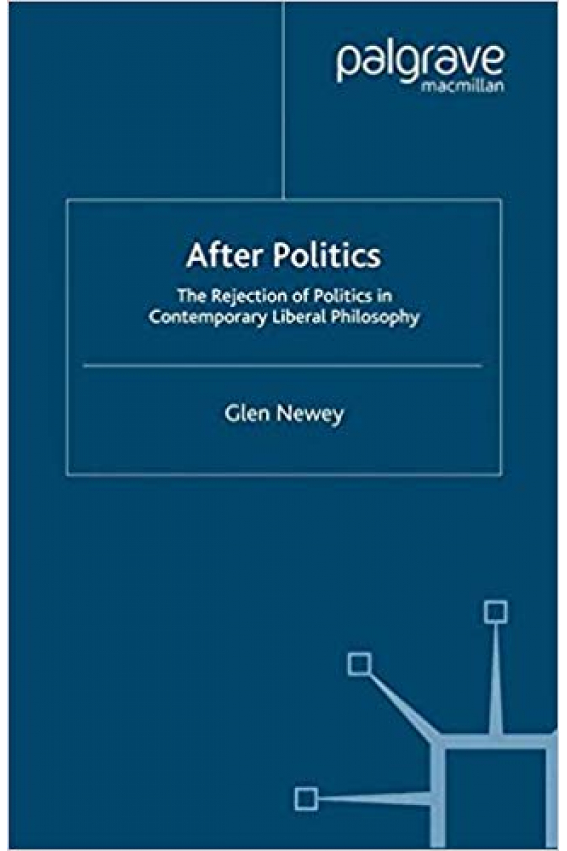 after politics (glen newey)