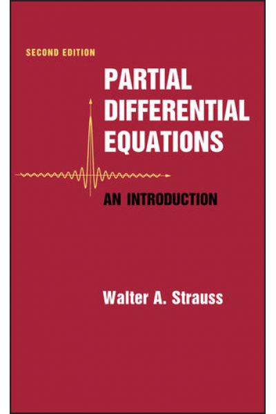 partial differential equations an introduction 2nd (walter a. strauss)