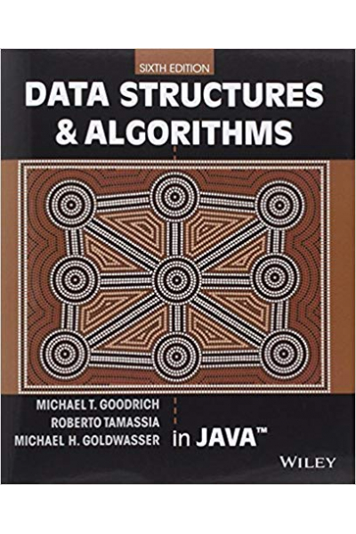 data structures and algorithms in java 6th (goodrich, tamassia, goldwasser)