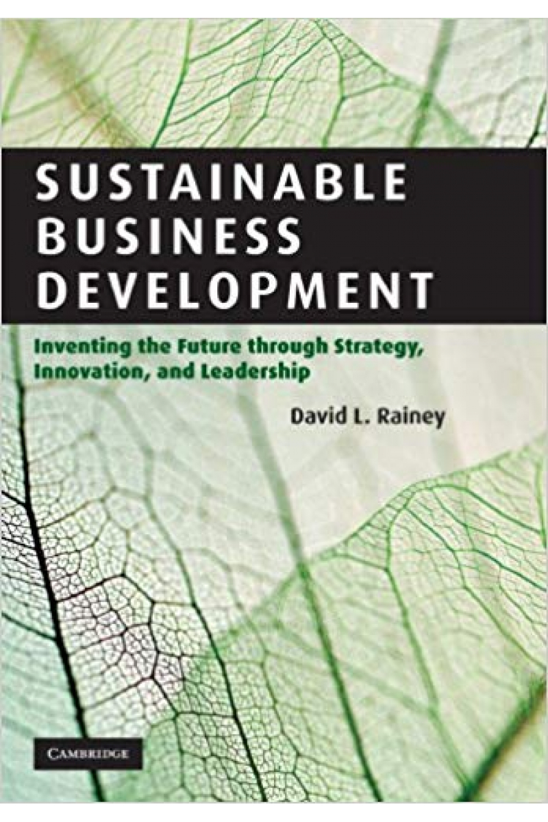 sustainable business development (rainey)