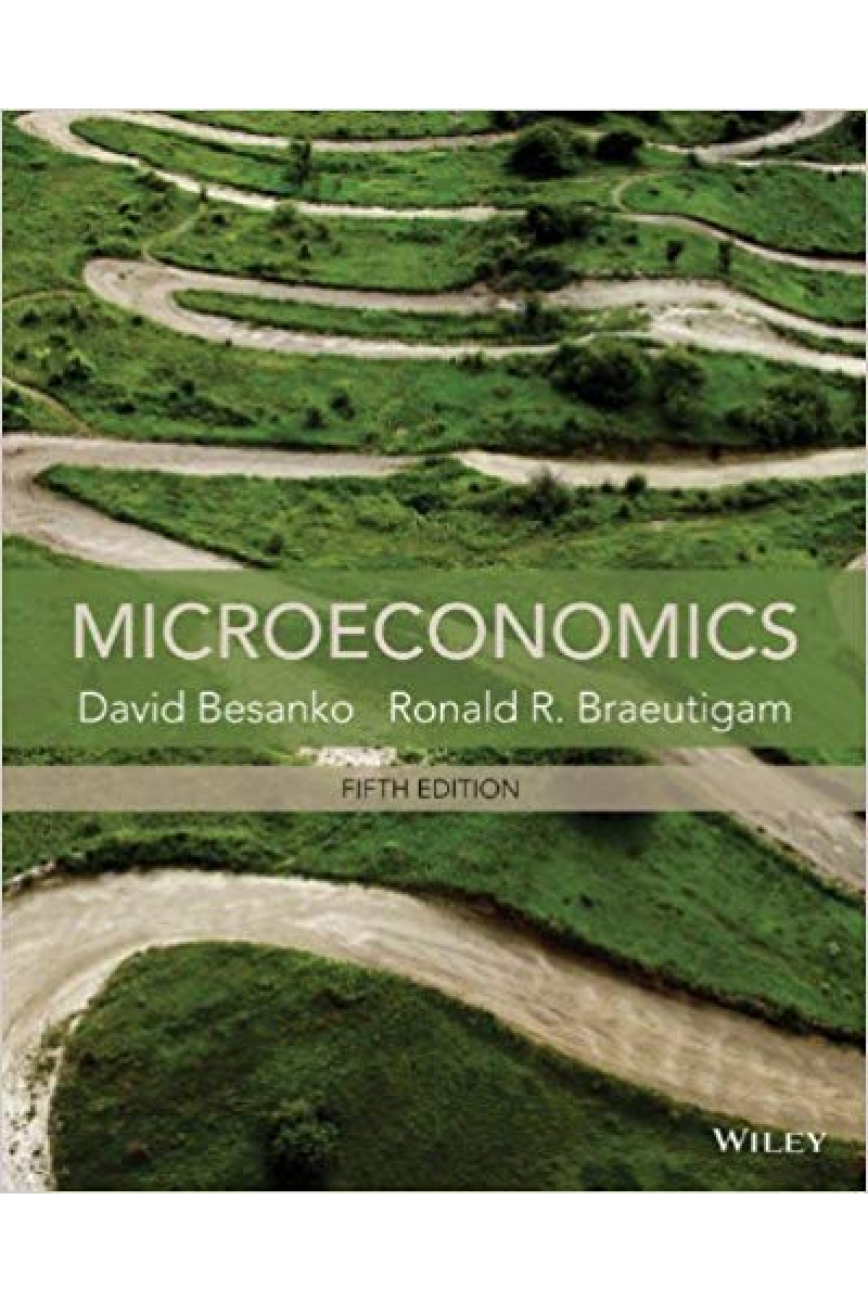 microeconomics 5th (besanko, braeutigam)