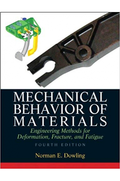 mechanical behavior of materials 4th (dowling)