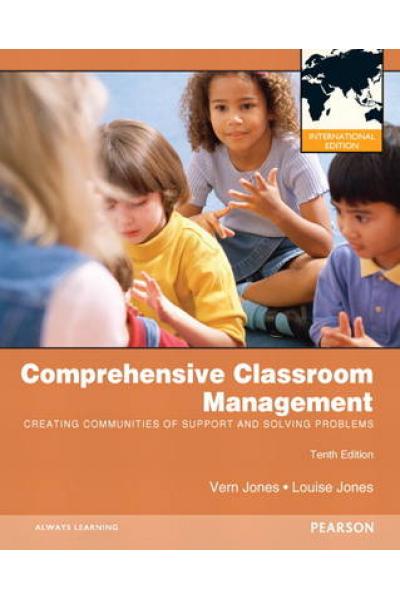 comprehensive classroom management 10th (vern jones, louise jones)