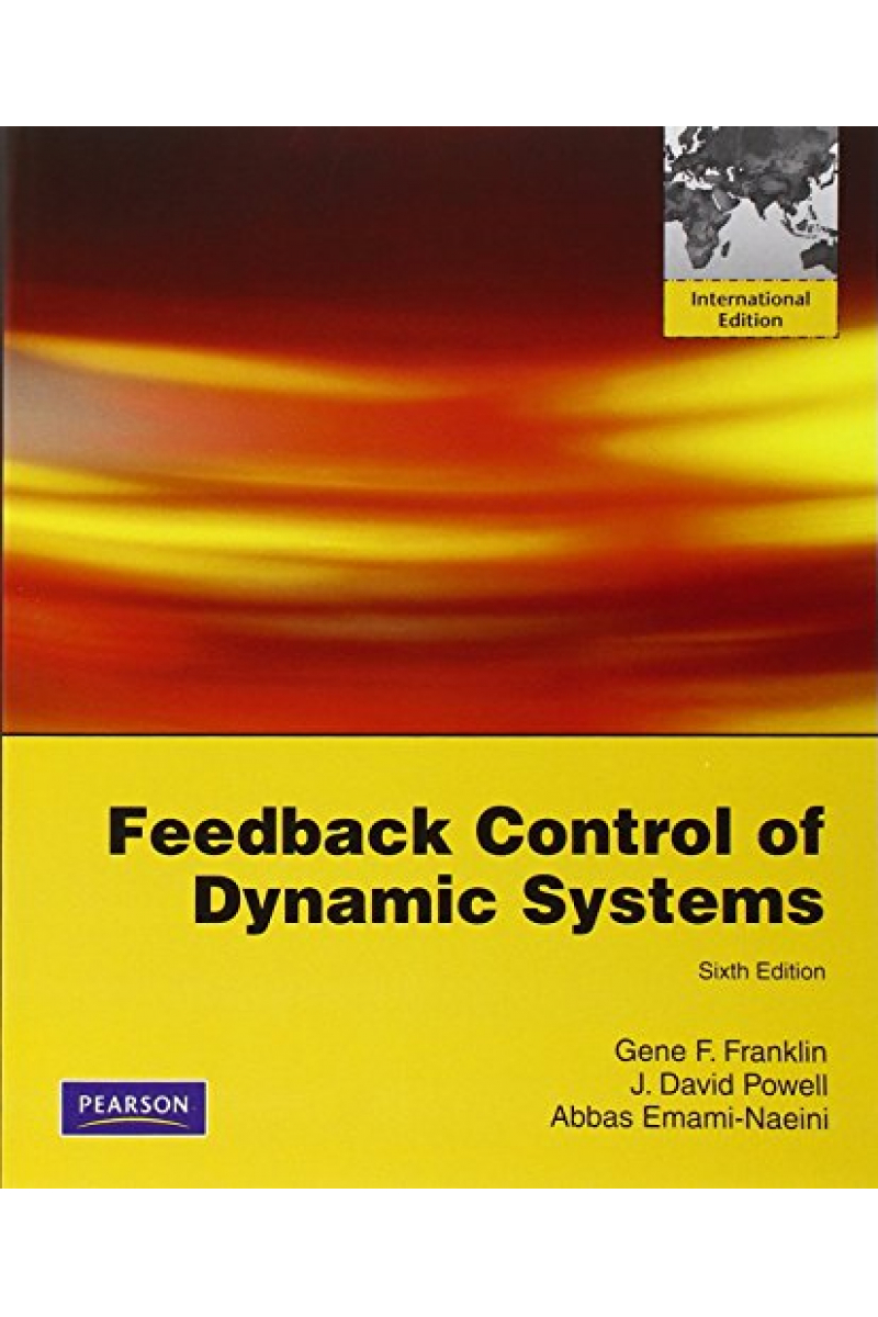 feedback control of dynamic systems 6th (gene f. franklin, j. david powell)
