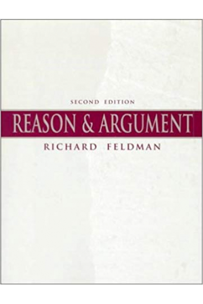 reason and argument 2nd (richard feldman)