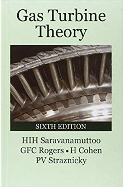 gas turbine theory 6th (gohen, rogers, saravanamuttoo)