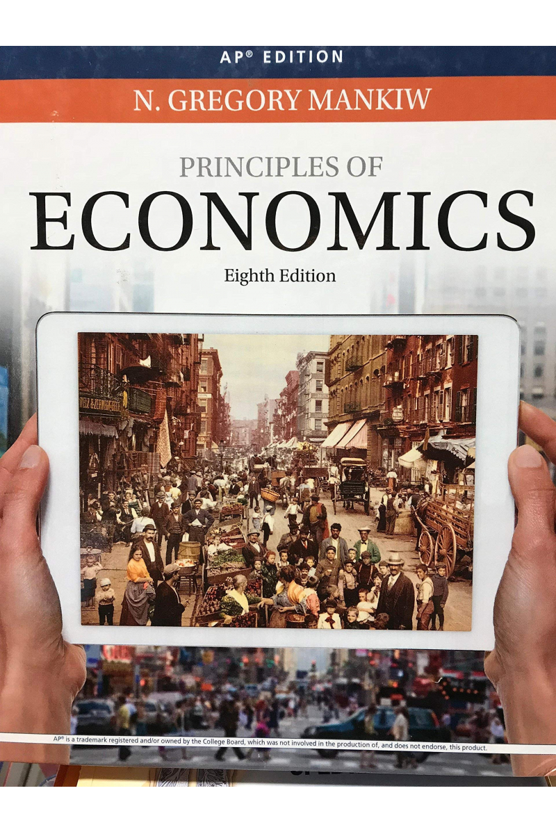 principles of economics 8th (n. gregory mankiw)
