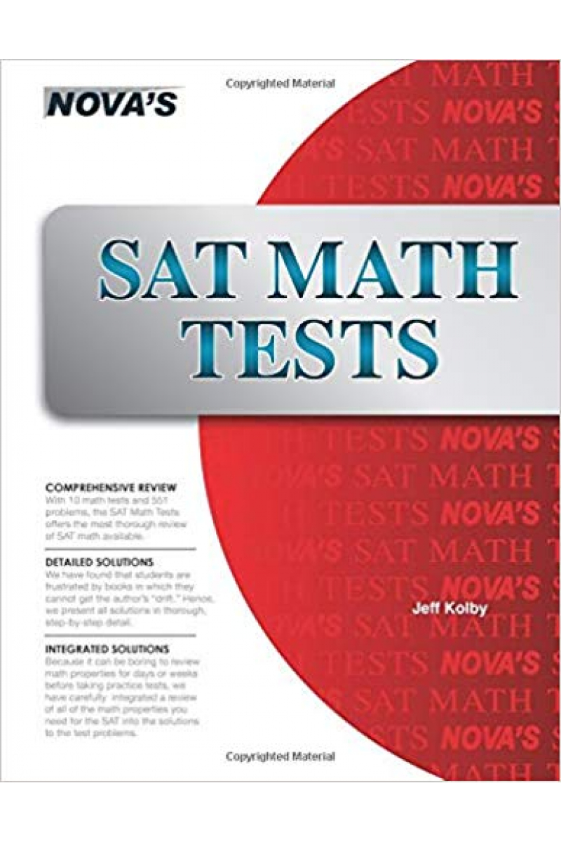 NOVA S SAT math test (jeff kolby)