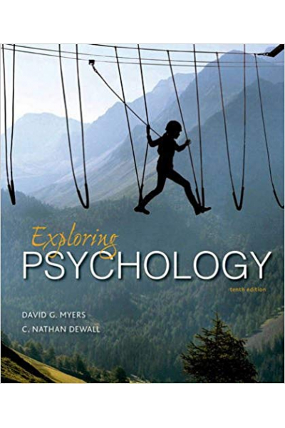 exploring psychology 10th (myers, dewall)