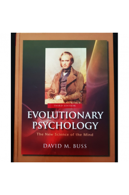 Bookstore evolutionary psychology 3rd (david buss)