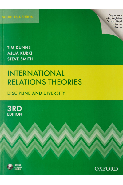 international relations theories 3rd (tim dunne, milja kurki, steve smith)