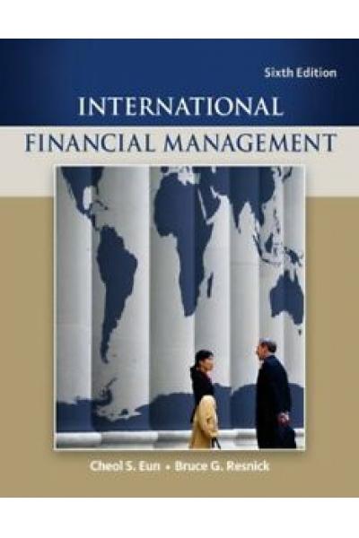 international financial management 6th (eun, resnick)