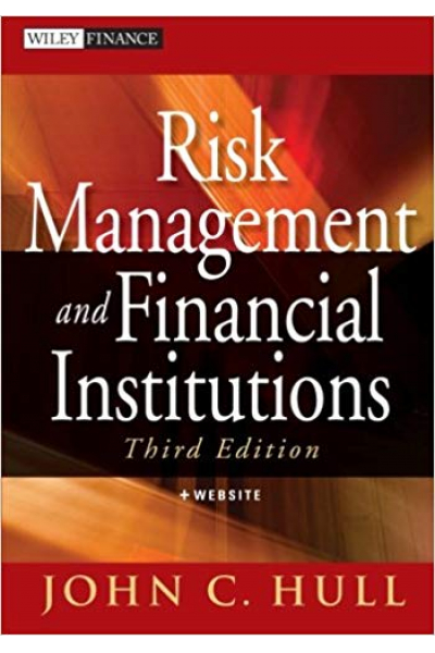 risk management and financial institutions 3rd (john hull)