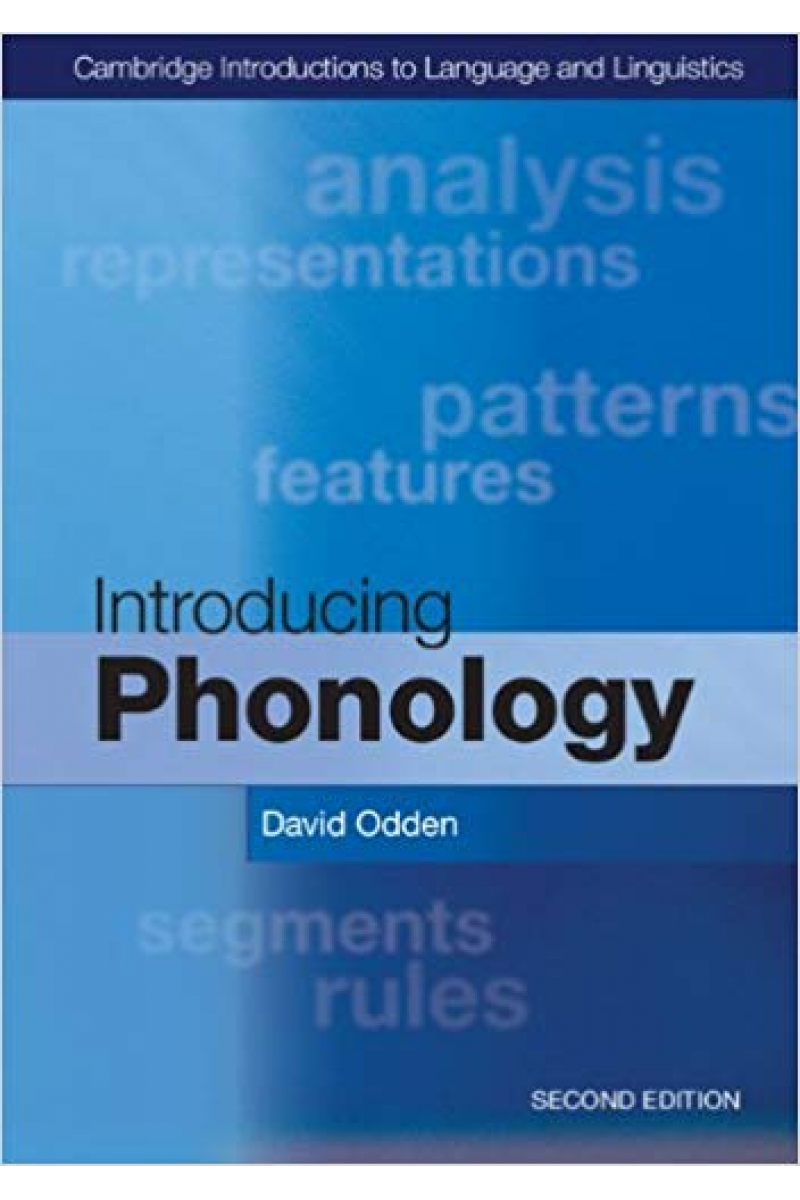 introducing phonology 2nd (david odden)