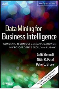 data mining for business intelligence 2nd (shmueli, patel, bruce)