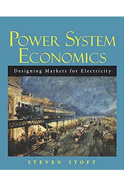 power system economics (steven stoft)
