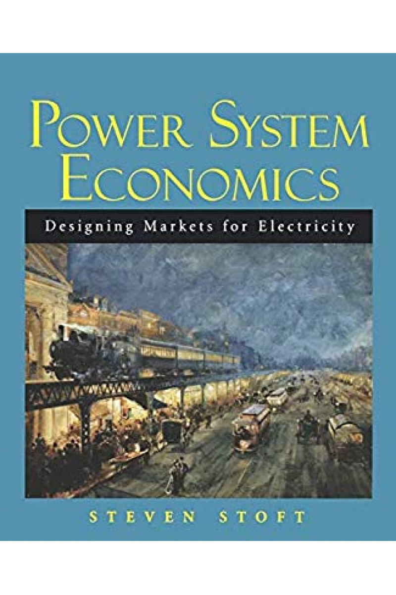 power system economics (steven stoft)