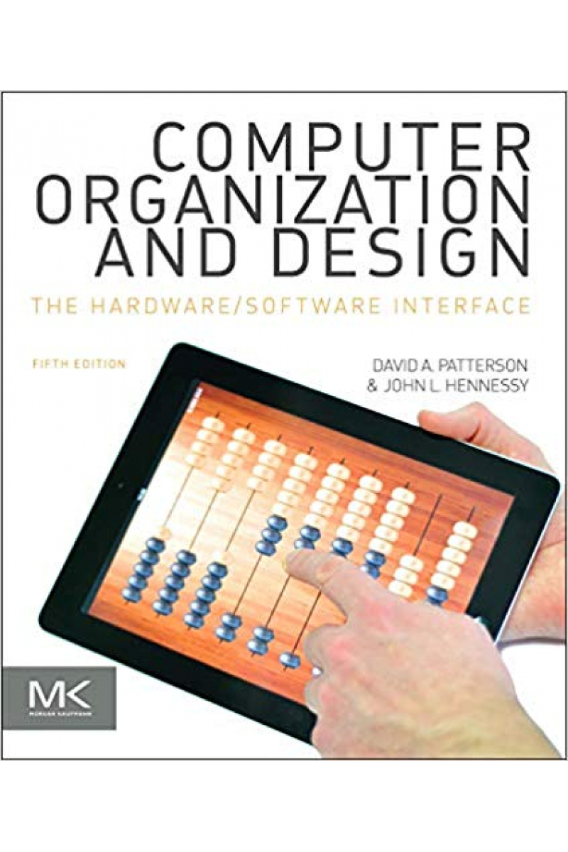 computer organization and design 5th (patterson, hennessy)